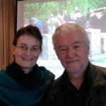 Pia Aumeier und Gerhard Liebig